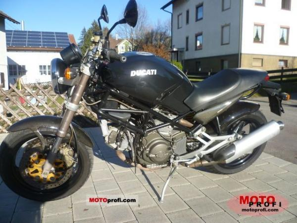 Ducati 900 Monster Solo