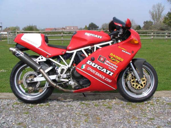 Ducati 900 SL Superlight