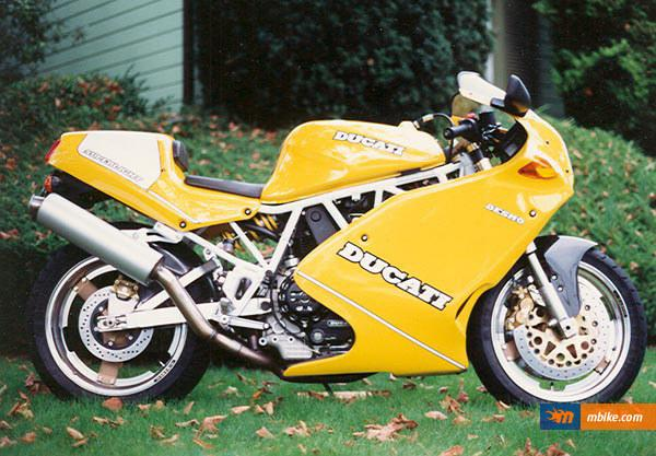 1996 Ducati 900 SL Superlight