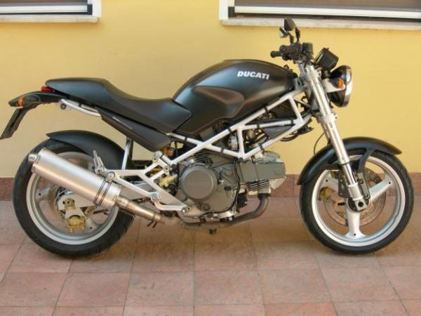 Ducati Monster M600 Dark