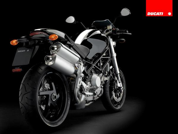 Ducati Monster SR2 1000