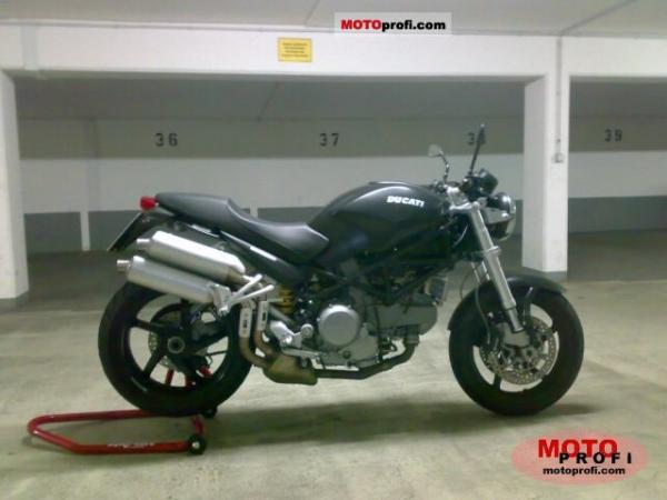 Ducati Monster SR2 Dark