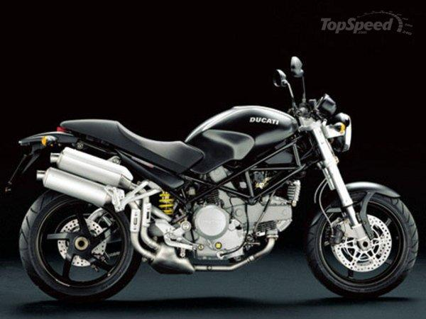 Ducati Monster SR2 Dark 2006 #1