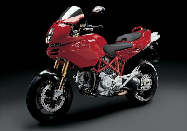 Ducati Multistada 1000s DS
