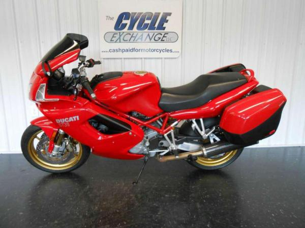 2007 Ducati ST3S ABS