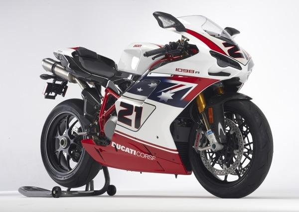 Ducati Superbike 1098R Bayliss LE