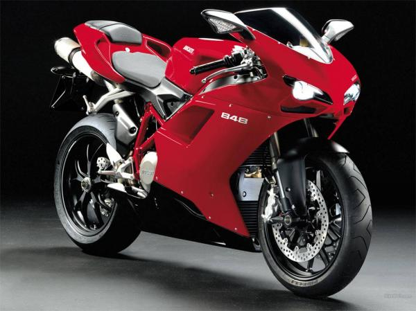 Ducati Superbike 848 Evo Dark