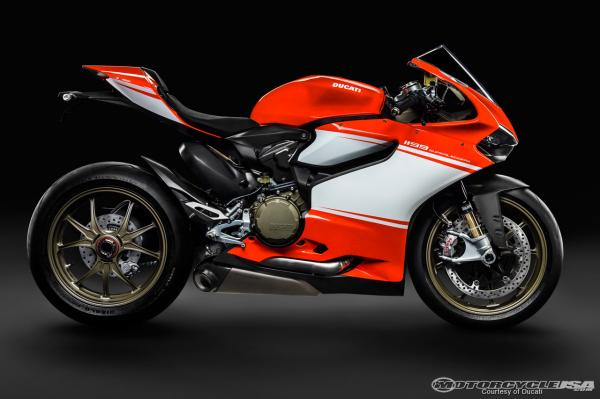 2014 Ducati Superleggera 1199