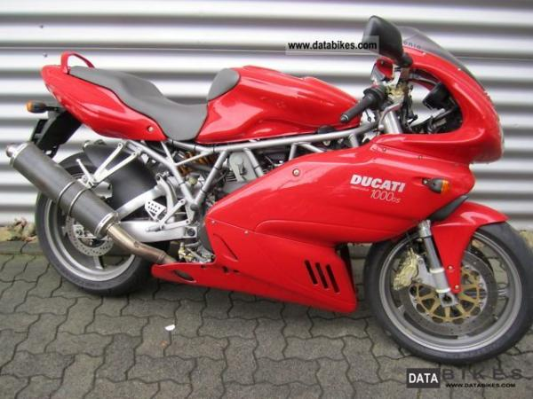 2004 Ducati Supersport 1000 DS