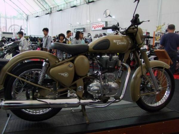 2003 Enfield 350 Bullet Classic