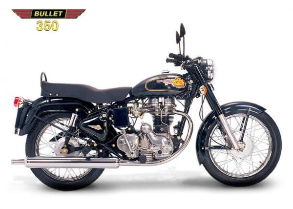 1988 Enfield 350 Bullet Superstar