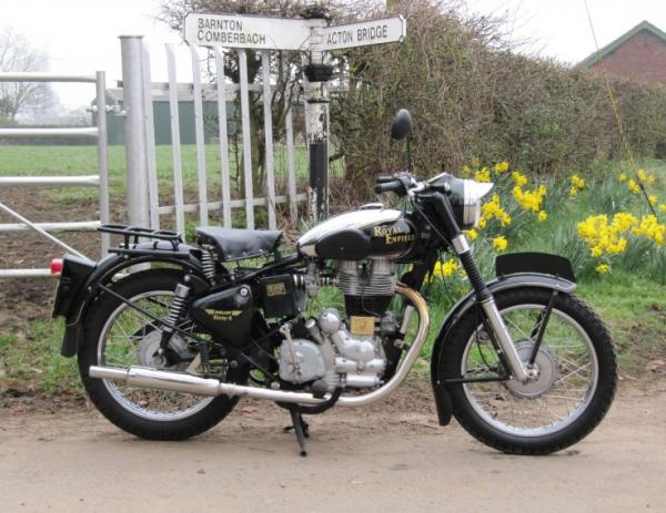2003 Enfield 500 Bullet Sixty-Five
