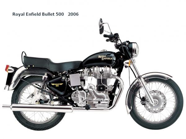 2006 Enfield 500S Continental