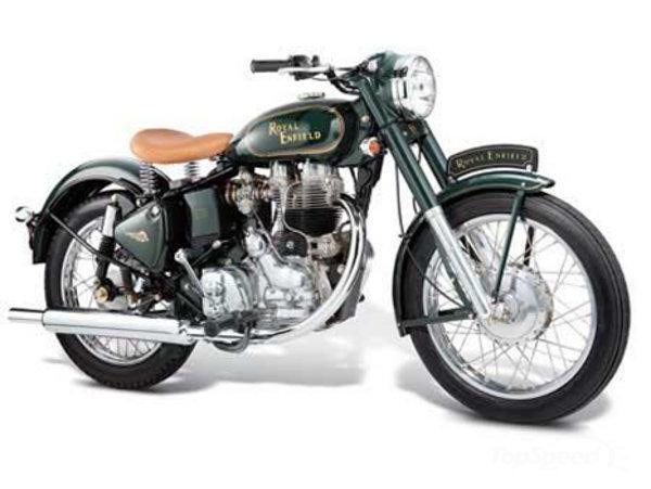 2007 Enfield Bullet 500 Classic