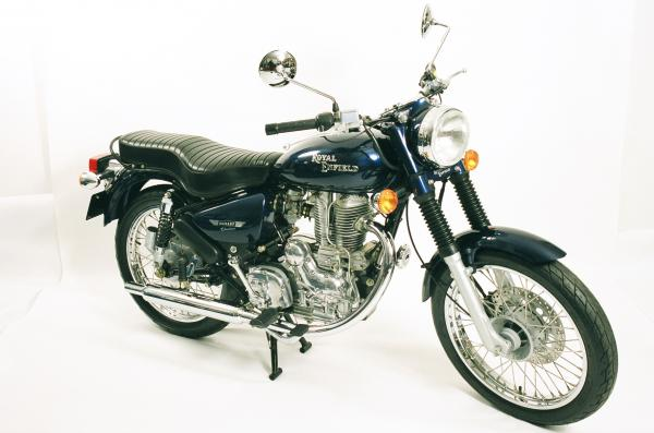 2011 Enfield Bullet Electra Deluxe
