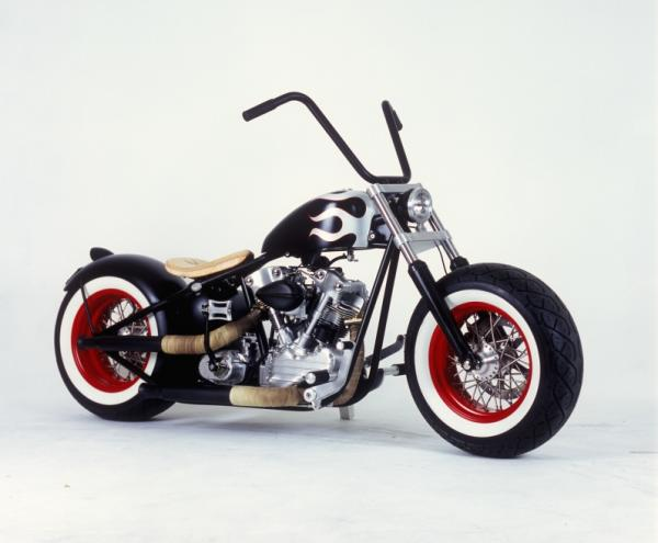 Exile Motorcycles #1