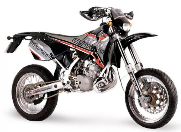 Factory Bike Desert SM250