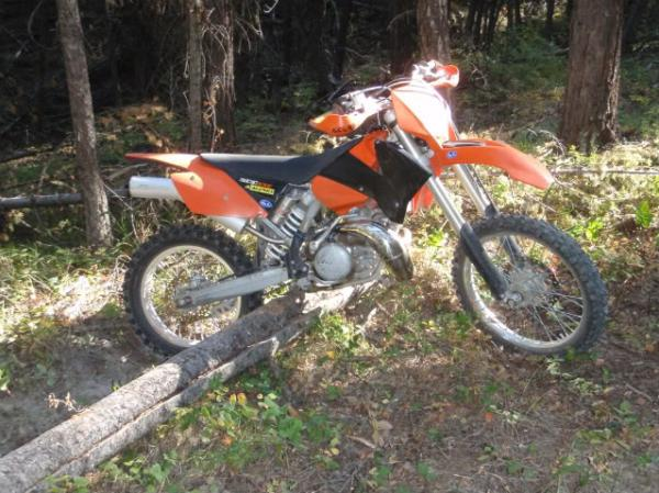 2005 Factory Bike Minidesert RC14