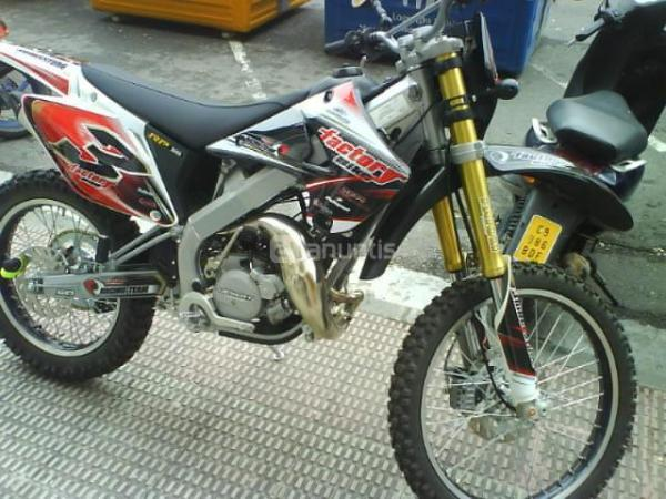 2008 Factory Bike MiniDesert RC14
