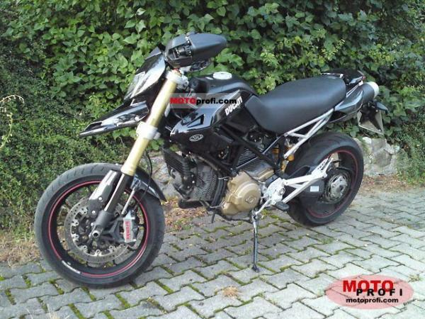 2009 Fantic Caballero Motard 125 Air