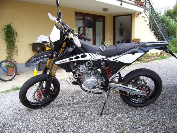 2008 Fantic Supersix Motard 125