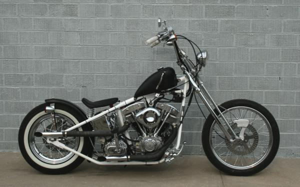2009 Flyrite Choppers Outlaws Ruin