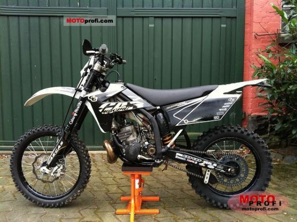 2010 GAS GAS EC 300 2T Racing