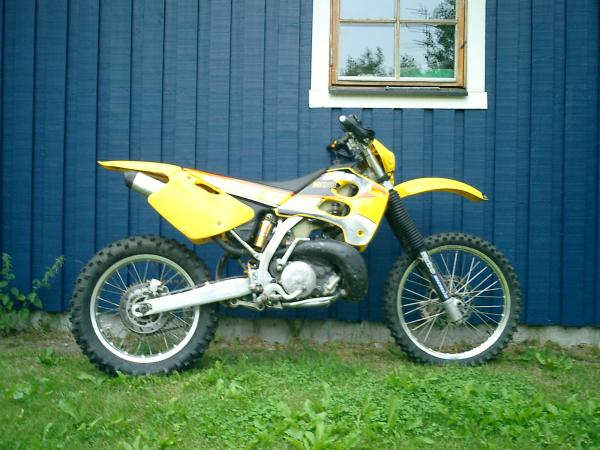 2002 GAS GAS EC Boy 50 (with power-boost kit)