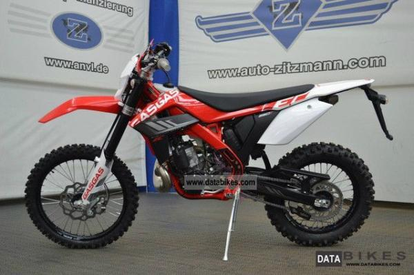2008 GAS GAS MC 250 Cross