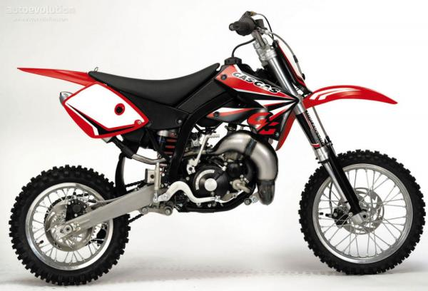 2008 GAS GAS MC 65 Cross