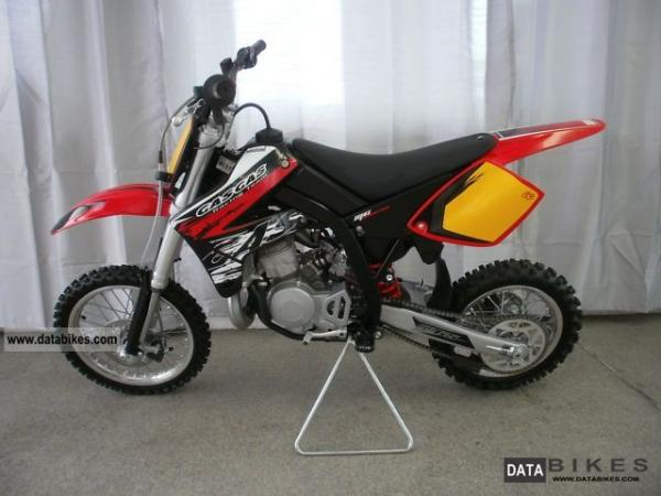 2010 GAS GAS MC 65 Cross Country