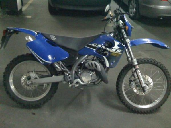 2004 GAS GAS Pampera 250
