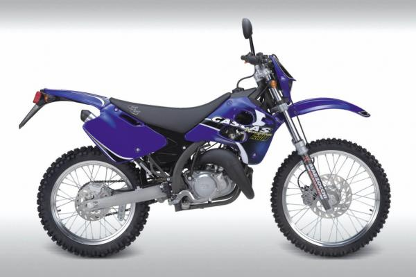 2006 GAS GAS Pampera 280