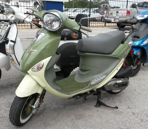 2008 Genuine Scooter Buddy 125