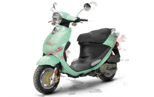 2010 Genuine Scooter Buddy 125