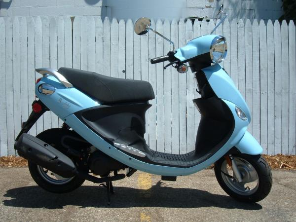 Genuine Scooter Buddy 50 2008 #1