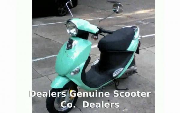 2008 Genuine Scooter Buddy 50