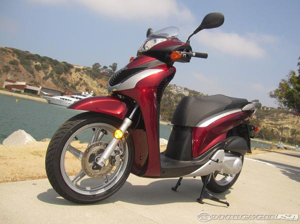 2009 Genuine Scooter Italy 150