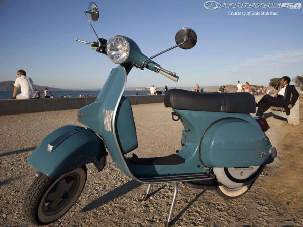 2009 Genuine Scooter Italy 50