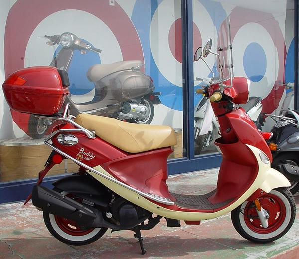 Genuine Scooter Pamplona 150