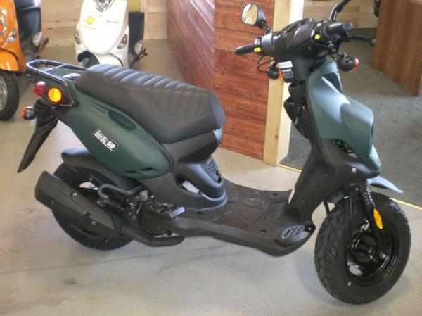 2010 Genuine Scooter Roughhouse R50