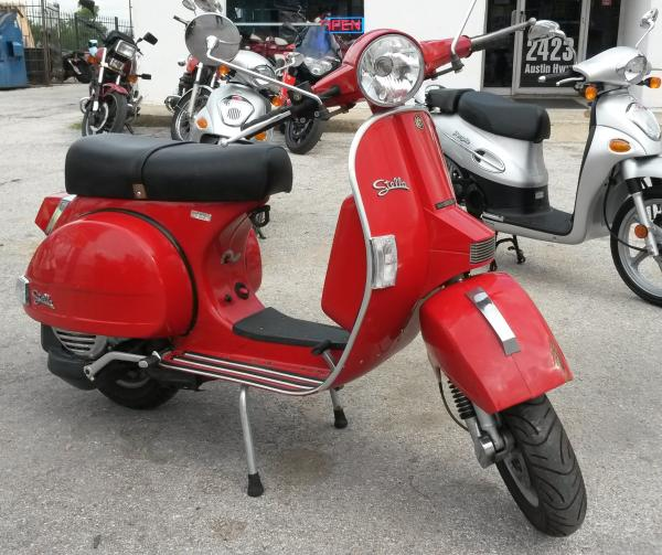 2009 Genuine Scooter Stella 150
