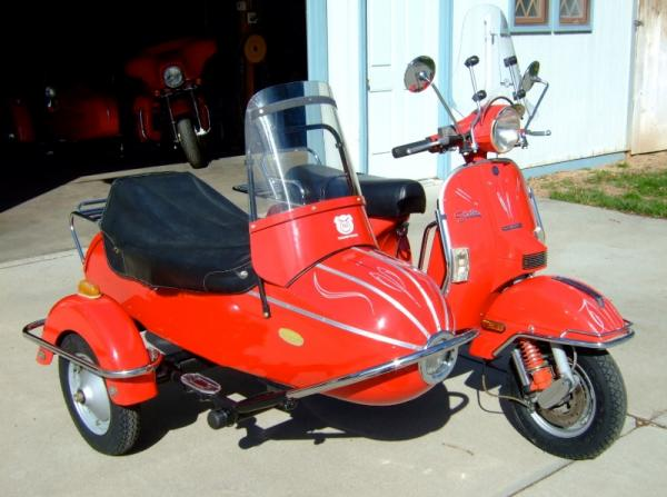 2005 Genuine Scooter Stella