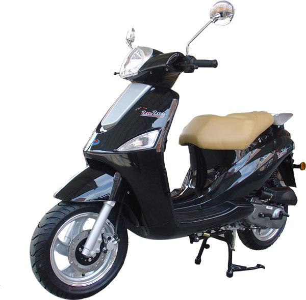 2009 Giantco Prinsess 125