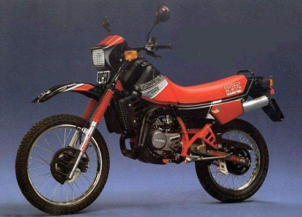 1986 Gilera RX 200 Arizona