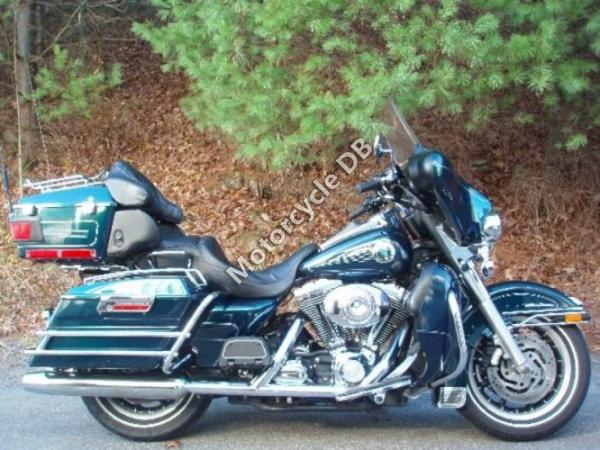 Harley-Davidson 1340 Electra Glide Ultra Classic (reduced effect)