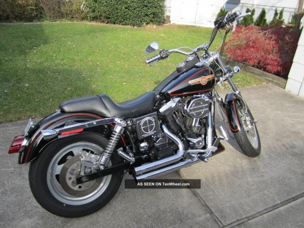 1993 Harley-Davidson 1340 Low Rider Custom