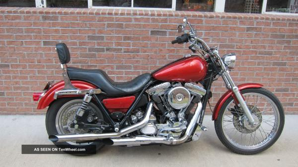 1994 Harley-Davidson 1340 Low Rider Custom