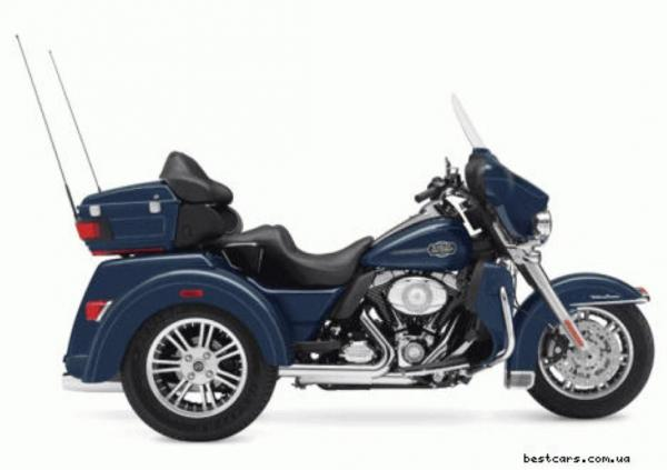 Harley-Davidson 1340 Tour Glide Ultra Classic (reduced effect) 1989 #1