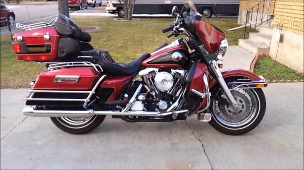 1998 Harley-Davidson Electra Glide Classic